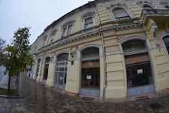Kiadó üzlethelyiség (volt Szigma üzlet)
