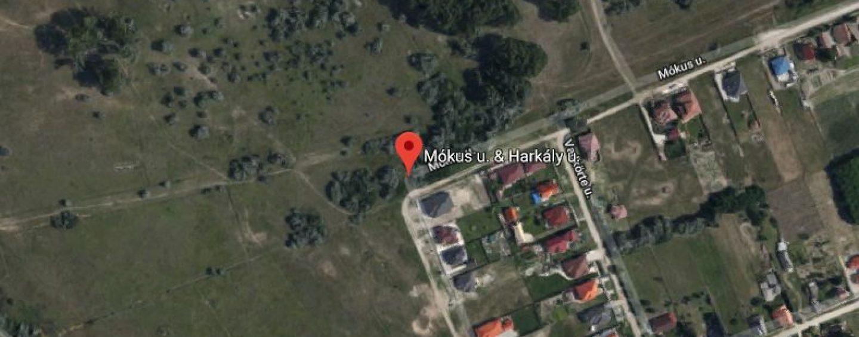 Kecskemét, Kadafalva Harkály – Mókus utca térségében építési telkek eladók