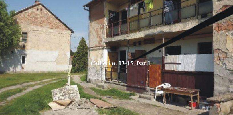 Kecskemét, Csilléri u. 13-15. fszt.1.szám alatti ingatlan pályázati kiírása