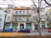 Kecskemét frekventált helyén – Rákóczi utca 14. – exklusív iroda, kulcsrakészen kiadó