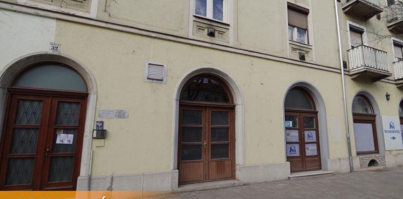 Kecskemét frekventált helyén – Rákóczi u. 32. – ingatlan kiadó